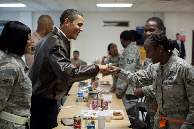 president and ssgt